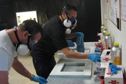 Offres d'emplois et Formation technique composites à Narbonne Accessoires