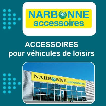 Narbonne Accessoires : offres d'emplois autour des accessoires pour véhicules de loisirs