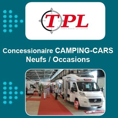 TPL : offres d'emplois dans la vente de camping-cars et fourgons aménagés