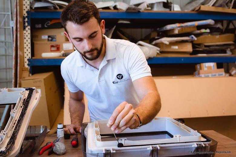 Offres d'emplois en CTCARR centres techniques de carrosserie - réparation de camping-cars